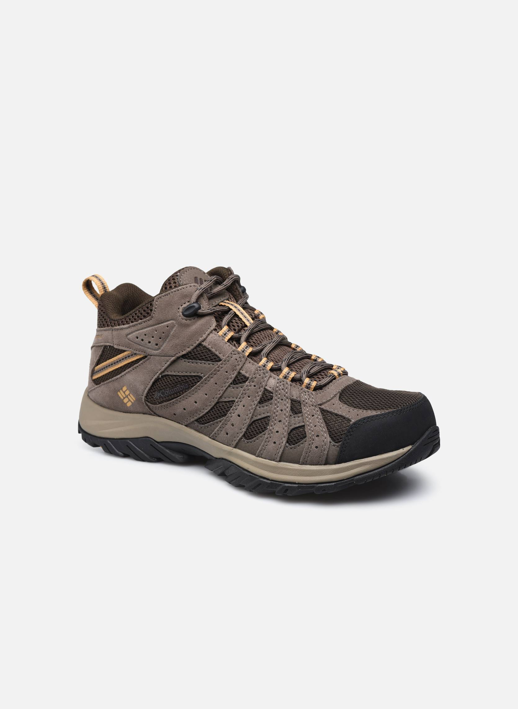 Columbia Chaussures de sport - Columbia - Canyon Point Mid Waterproof