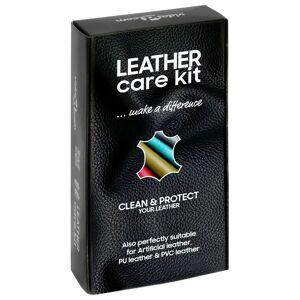 vidaXL Kit d'entretien du cuir CARE KIT 2x250 ml