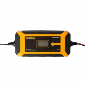 Perel Chargeur intelligent de batteries plomb-acide 12 VDC 8 A