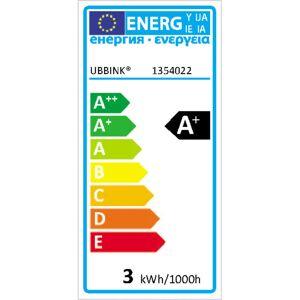 Ubbink LED d'éclairage sous-aquatique d'étang Aqua Spotlight 6 W