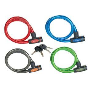 Master Lock Câble antivol à cle 100 x 1,8 cm 8228EURDPRO