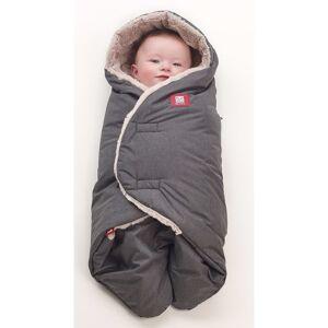 RED CASTLE Couverture pour bébé Babynomade Tendresse 0-6 mois Gris