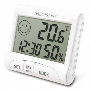 Medisana Thermo-hygromètre digital  HG 100 60079