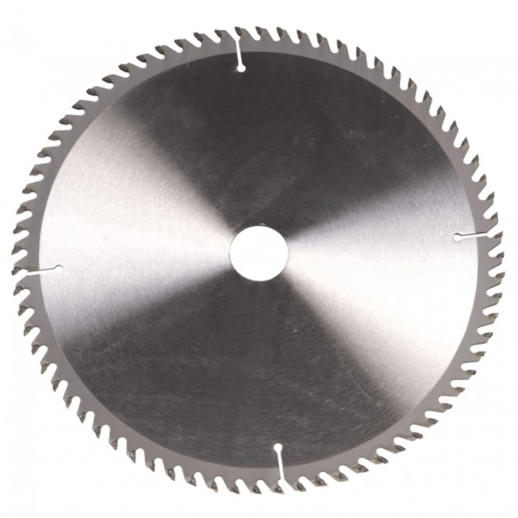 FERM Lame de scie circulaire 255 mm 30/16 72T TCT  MSA1029