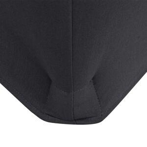 vidaXL Housses extensibles pour table 2 pièces 243x76x74cm Anthracite