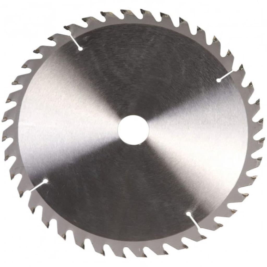 FERM Lame de scie circulaire 255 mm 30/16 40T TCT  MSA1028