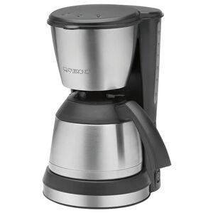 Clatronic Machine à café  KA 3563 avec thermo acier