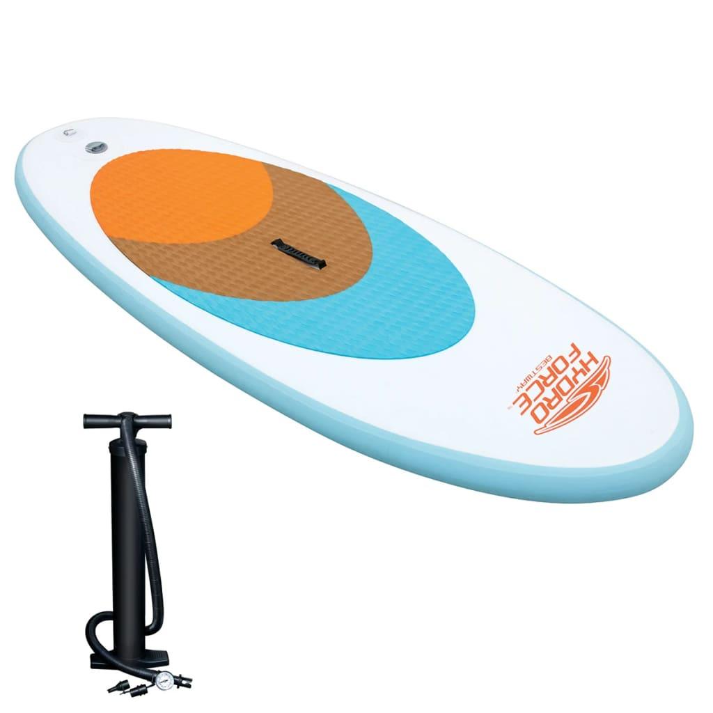 Bestway Planche à ramer gonflable pour enfants 204 x 76 x 10 cm 65085