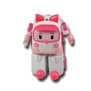 Silverlit Jouet transformant Robocar Poli Amber Rose SL83172