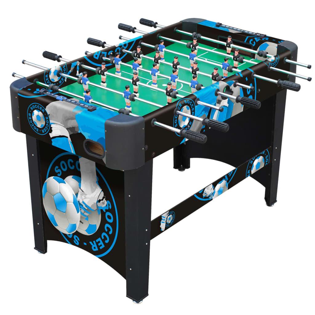 AK Sports Table de football 119 x 61 x 78 cm ST-2017 Q