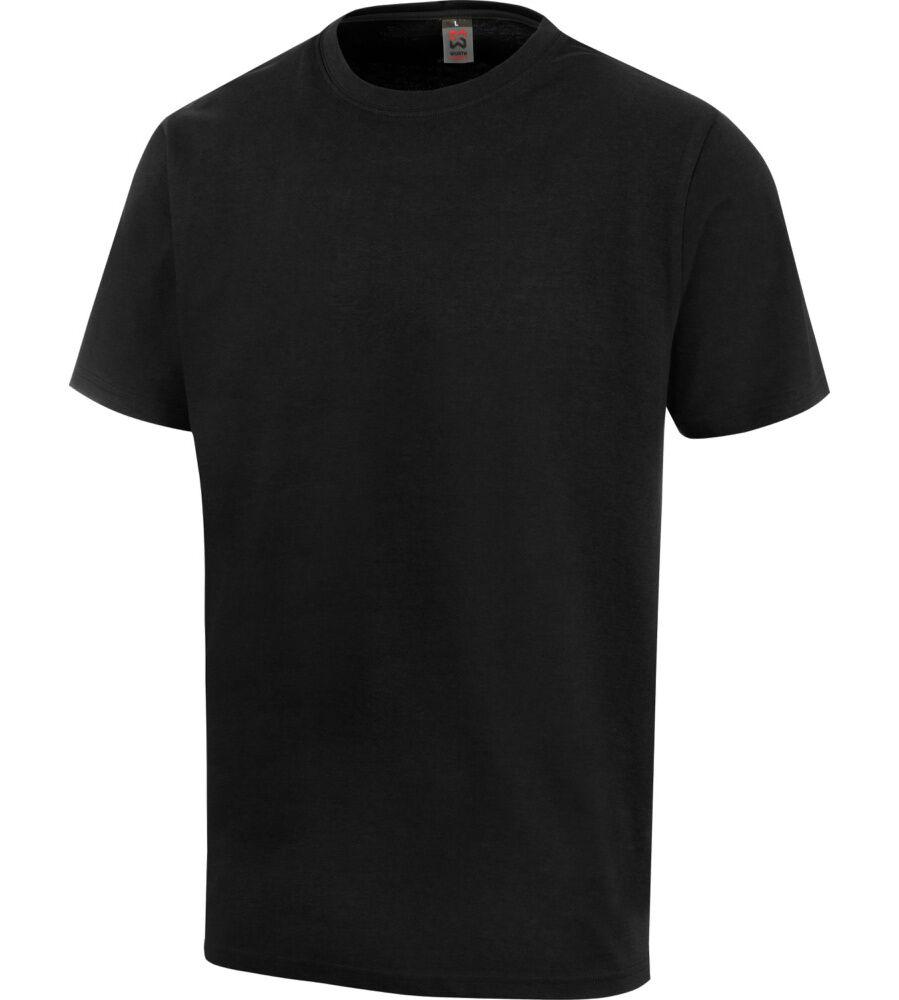 Würth Modyf Tee-shirt de travail Job+ Würth MODYF noir - Würth MODYF - Taille S