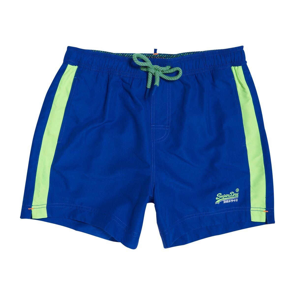 SUPERDRY Short de bain Beach Volley