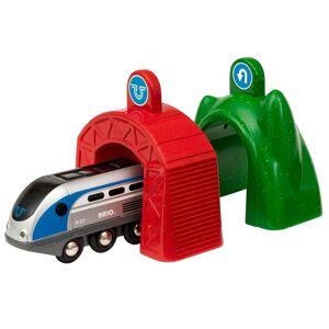 BRIO Locomotive intelligente et portiques
