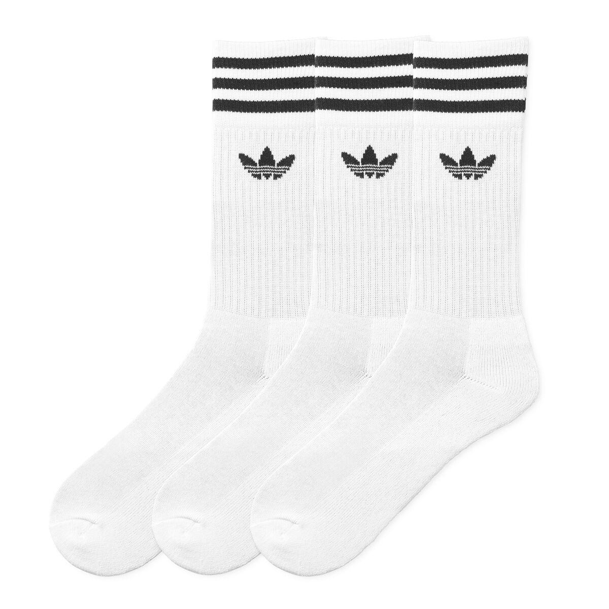 adidas Originals Lot de 3 paires de chaussettes hautes