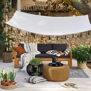 LA REDOUTE INTERIEURS Table basse de jardin acacia, Seville