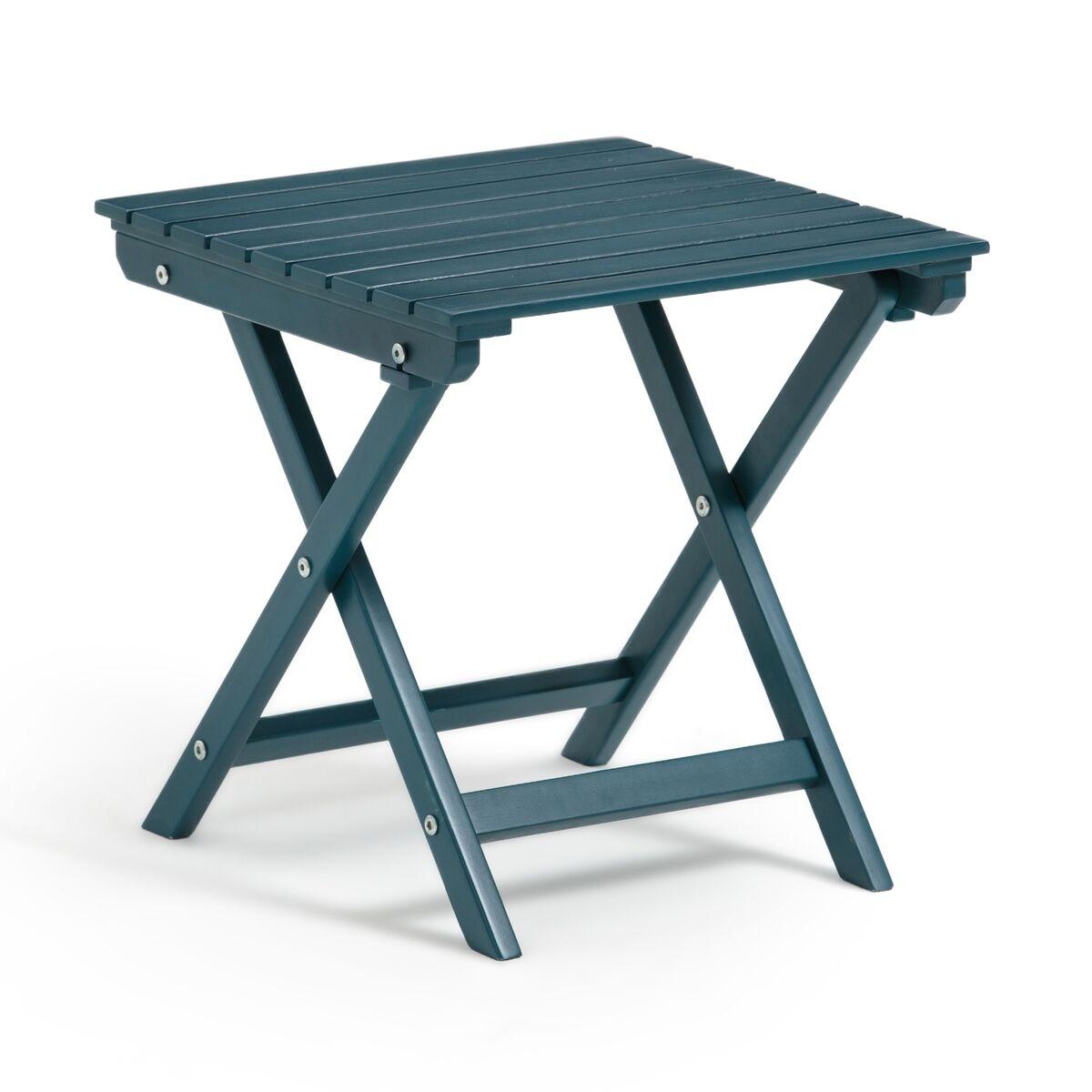 LA REDOUTE INTERIEURS Table basse pliante Zeda en acacia