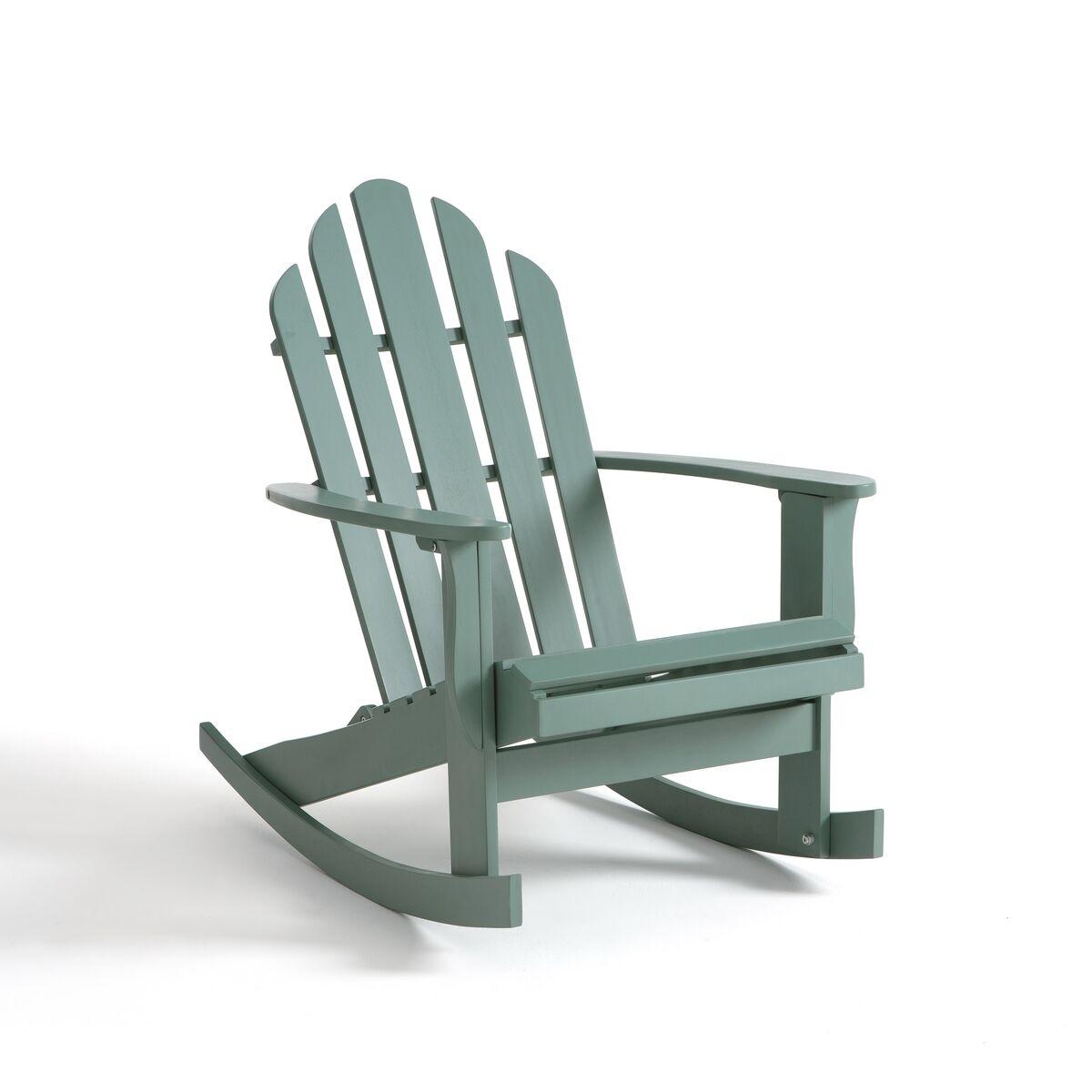 AM.PM Rocking chair de jardin Théodore, style Adirondack