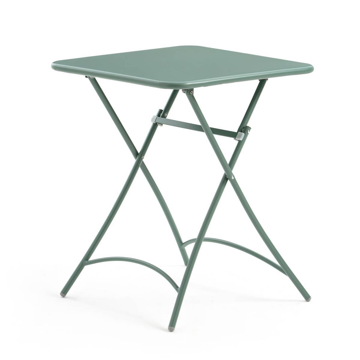 LA REDOUTE INTERIEURS Table pliante métal Malmo