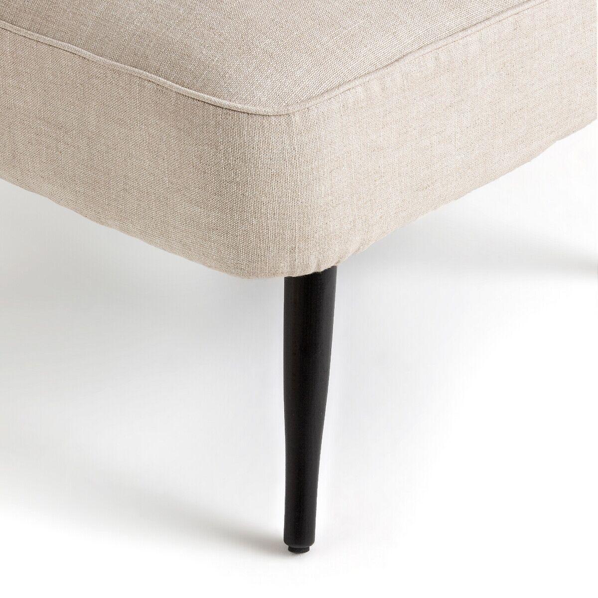 AM.PM Lot de 4 pieds pour fauteuil Franck