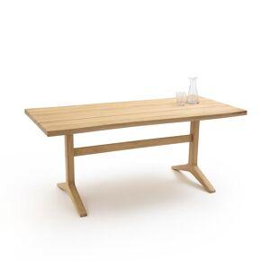 LA REDOUTE INTERIEURS Table à manger chêne, 6/8 couverts, Waska