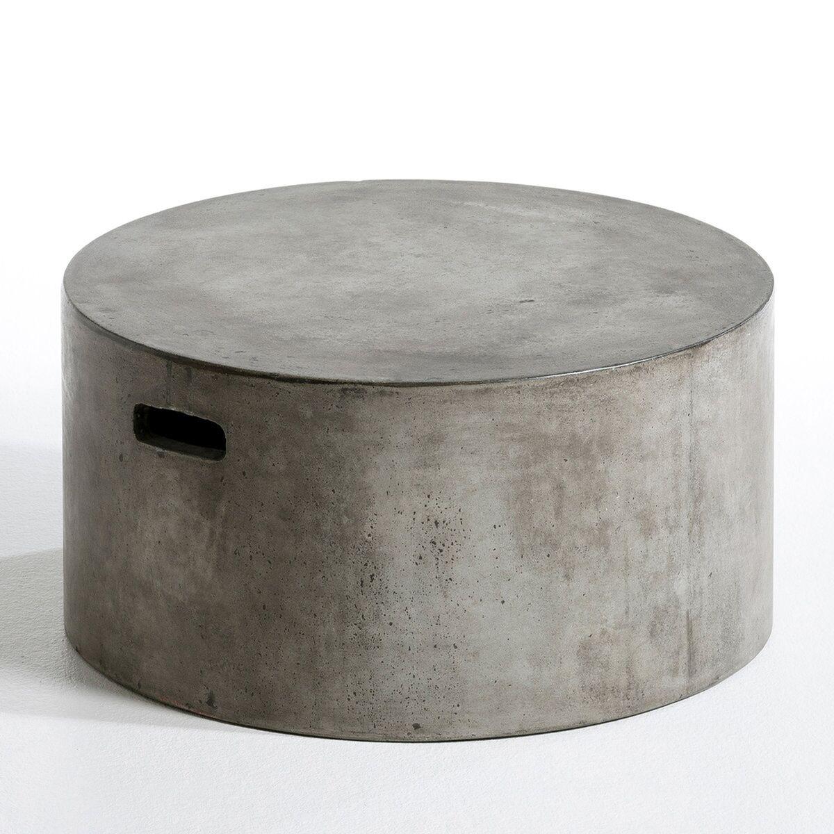 AM.PM Table basse en ciment, Tatum