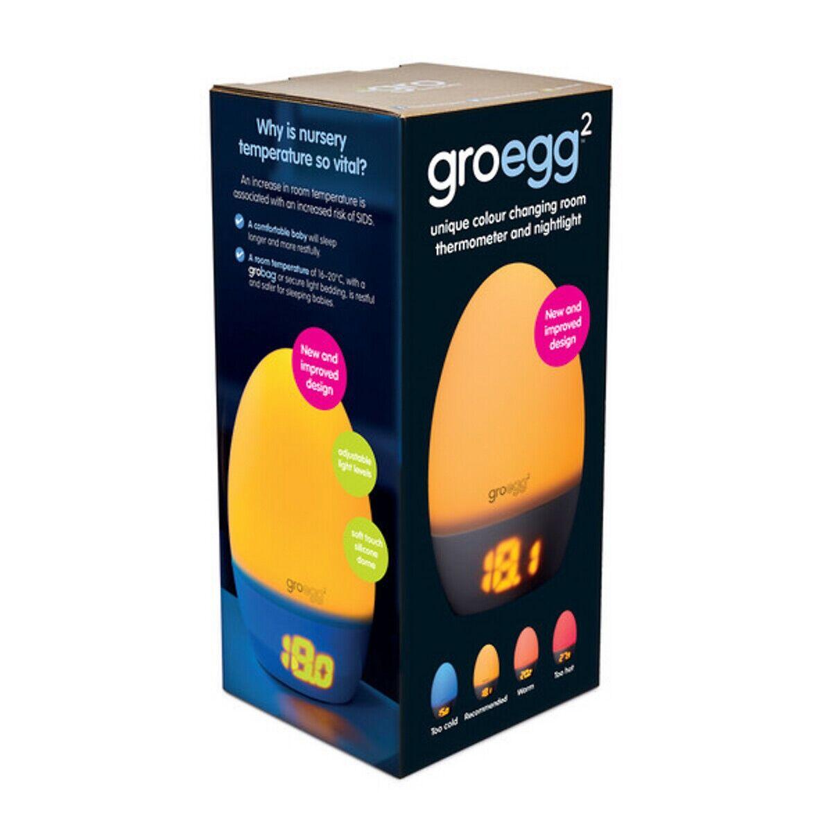 THE GRO COMPANY Thermomètre numérique Groegg