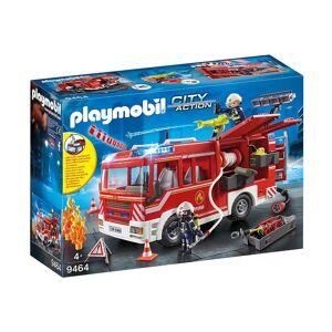 PLAYMOBIL Fourgon d'intervention des pompiers