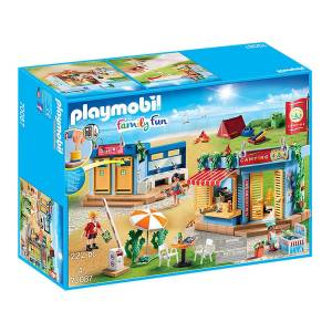 PLAYMOBIL Grand camping 70087