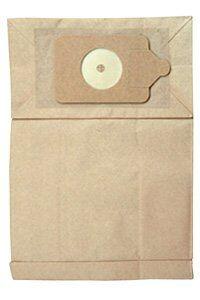 Numatic Hetty Sacs d'aspirateur (10 sacs)