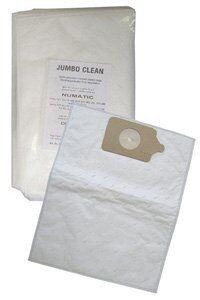 Numatic Hepaflo Sacs d'aspirateur Microfibres (10 sacs)