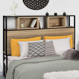 IDMarket Tête de lit DETROIT 145 cm design industriel