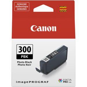 Canon Encre PFI-300PBK Noire Photo