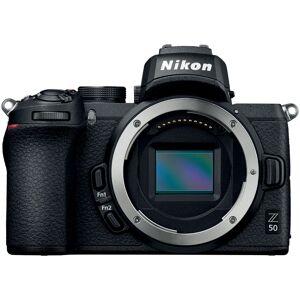 Nikon Hybride Z50 + bague d'adaptation FTZ AF