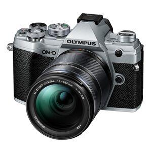 Olympus OM-D E-M5 Mark III Silver + 14-150mm