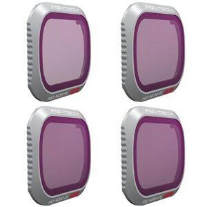 PGYTECH Pack de 4 Filtres pour Mavic 2 Pro (ND/PL8-16-32-64)