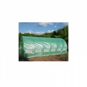 Green Protect Serre tunnel 3x6m film 200gr/m² hauteur 2,25m Green Protect