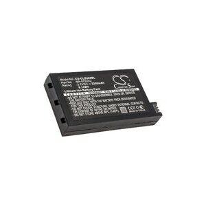Cipherlab CP30 batterie (2200 mAh, Noir)