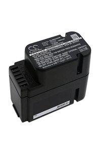 Worx WG791E batterie (2500 mAh, Noir)
