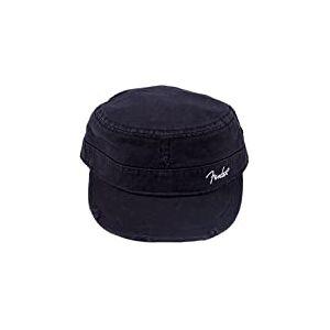 "Bon Logo Military Cap ""P/M"" Preto FENDER"