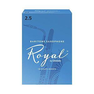 Rico Royal Palheta Sax Baritono  2,5