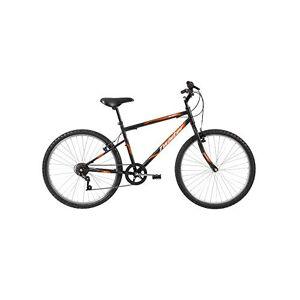 Caloi Bicicleta  Twister T17R26V7MN Aro 26 Preto