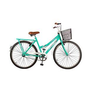 KLS Bicicleta de Passeio  Retro Aro 26 com Freios V-brake