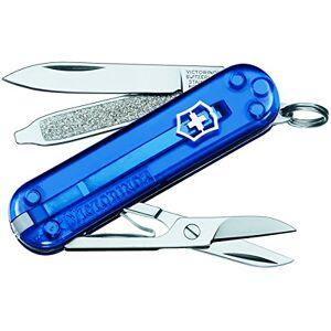 Victorinox Canivete Classic Sd 7F Azul Trans