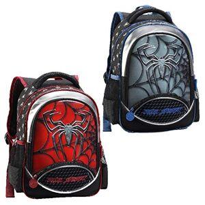 DENLEX Mochila Infantil Masculina Dark Spider DL0629-
