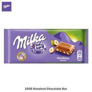 Milka Chocolate  Hazelnut 100g