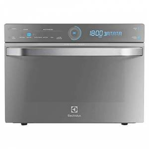 Electrolux Forno Micro-Ondas, Aircook, Painel Bluetouch, Silver, 110v,