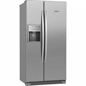 Electrolux Refrigerador Side By Side Frost Free  504L Titanium (SS72X) 220V