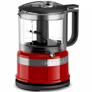 KitchenAid Mini processador de alimentos  Empire Red