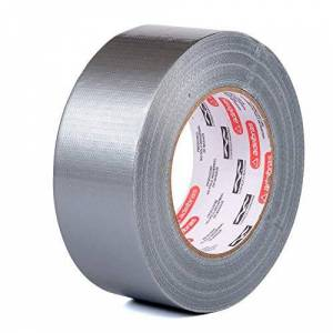 Adelbras Fita Adesiva Silver Cinza Adelbrás 48 mm x 50 m