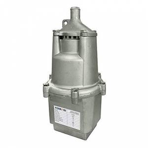 Acer Bomba Submersa Vibratória  Fe-650a 220v  Fe-650a Prata